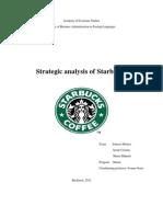 Starbucks Var Finala
