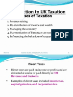 Introduction to UK Taxation, S1, 10-11, Sept 10