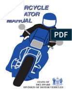 Delaware Motorcycle Manual | Delaware Motorcycle Handbook