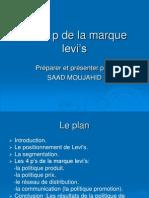 LES 4 P DE LEVI'S