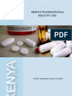 Kenya Pharmaceutical