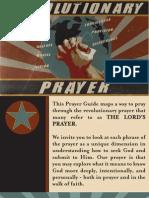 Revolutionary Prayer