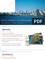 TEDxUnisinos Change | Como construir uma wikicidade