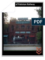 Pakistan Railway Downfall Final Report