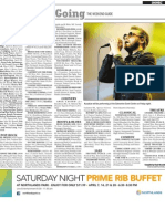 Outgoing - The weekend guide, page 2
