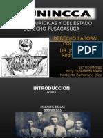 Generalidades Derecho Colectivo