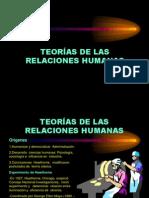 Teoria Relac  Humanas