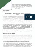Propuesta empresarial al pliego capitulos 1 y 2 inicial.