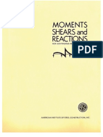 Print T106 Moments Shears and Reactions