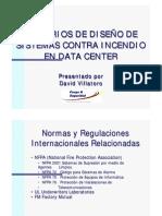 Ing. David Villatoro - Criterios de Disenio de Sistema Contra Incendios