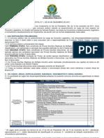 Edital 01 - Consultor 2011