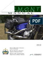 Vermont Motorcycle Manual | Vermont Motorcycle Handbook