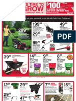 Seright's Ace Hardware It's Time to Grow Sale