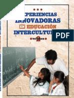 Experiencias innovadoras en educación intercultural