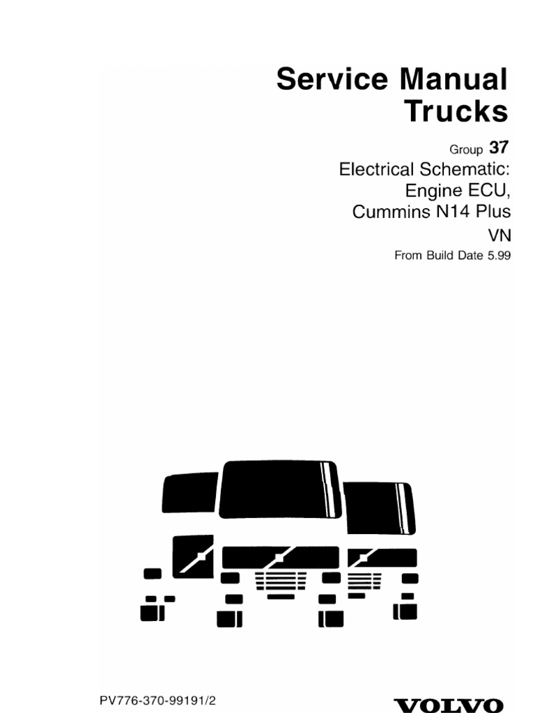 V5 Pv776 370 99191 2 Engineecu Cumminsn14plus Vn B5 99 Cummins N14 Wiring Schematic