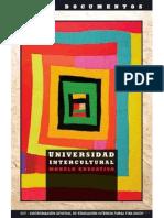 Universidad Intercultural Modelo Educativo