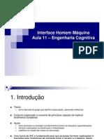 Puc_ihc_aula11 - Teorias de IHC - Eng Cognitiva