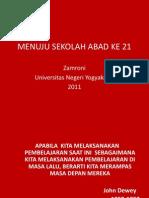 1. Pendidikan Abad 21