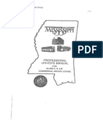 Mississippi CDL Manual | Mississippi CDL Handbook