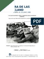 Guerra de Las Falkland
