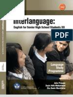Bahasa Inggris Kelas 3 SMA Interlanguage Joko Priyana