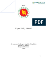 Export Policy 2009 12 (Eng Version)