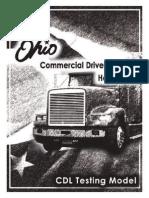 Ohio CDL Manual | Ohio CDL Handbook