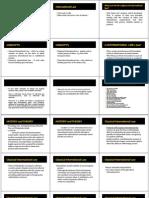 1st Report - General Principles