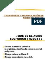 Curso de Acido Sulfurico