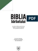 Biblia Barbatului