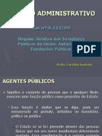 Direito Administrativo_Lei 8112