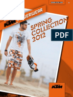 POWERWEAR 2012 SPRING COLLECTION
