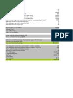 Cost Savings Analysis