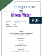 Hiren Mineral Water