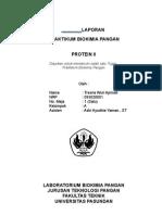8. Protein II