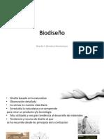 biodiseño