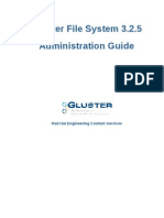 Gluster File System 3.2.5 Administration Guide en US