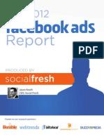 2012 Facebook Ad Report
