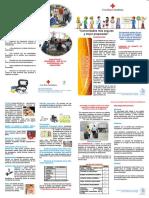Kits y Planes de Emergencia CRC 2012
