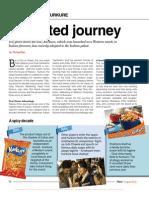 Brand Journey Kurkure - A Twisted Journey