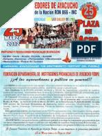 Propaganda Carnaval 2012