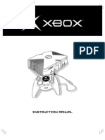 01 Microsoft Xbox (PAL)-Manual