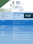 Cmo Newsletter Feb 2012