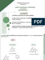 Les acides nucléiques cours 1