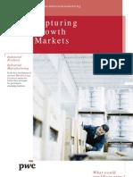 Capturing Growth Markets