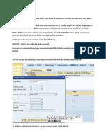 Webdynpro ABAP