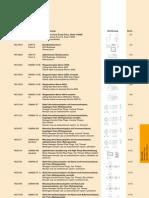 Standardni Vijci DIN Katalog