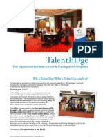 TalentEDge Case Studies