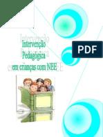 Intervencao Pedagogica Em Criancas Com Necessidades Educativas Especiais