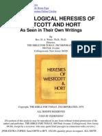 Theological Heresies of Westcott & Hort